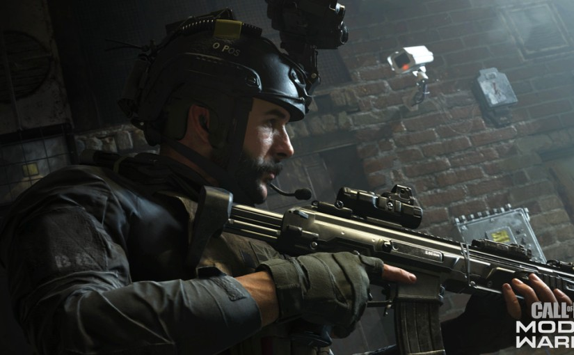 Call of Duty: Modern Warfare Announced; First COD Title to FeatureCrossplay