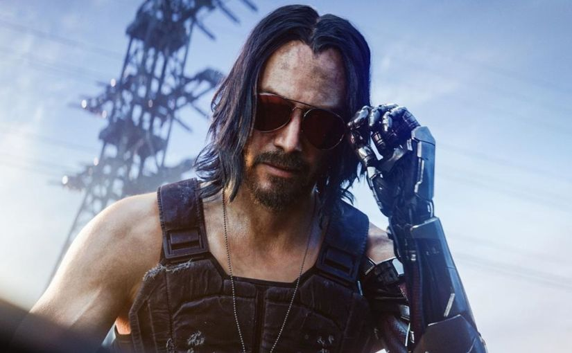 New Details About Keanu Reeves' Role in Cyberpunk 2077