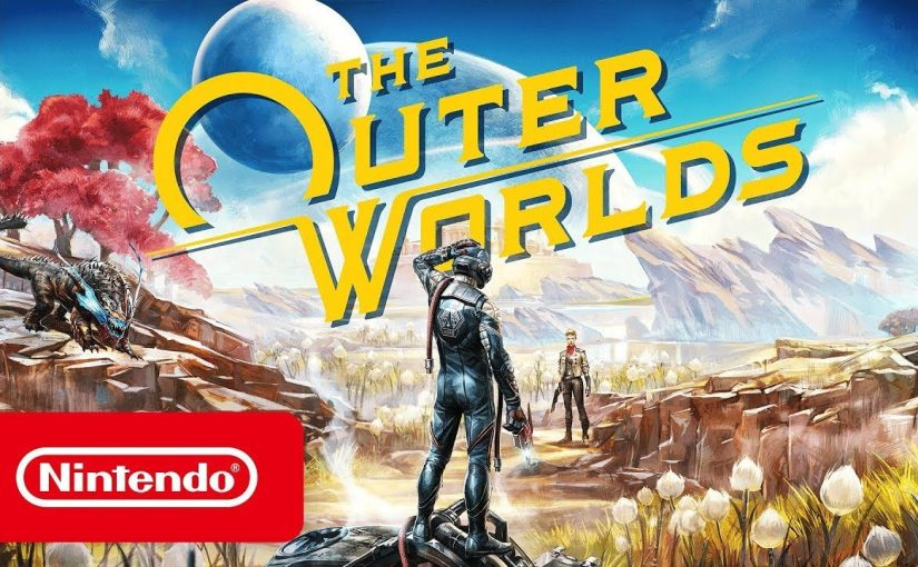 The Outer Worlds announced for the NintendoSwitch