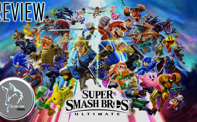 Review of Super Smash Bros. Ultimate: The 'Ultimate' Smash or Pass?