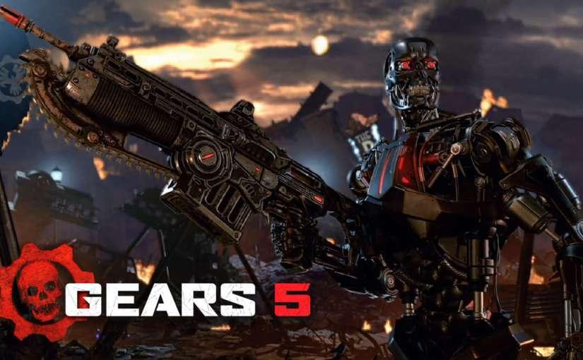 Linda Hamilton To Voice Sarah Connors in Gears 5 TerminatorDLC