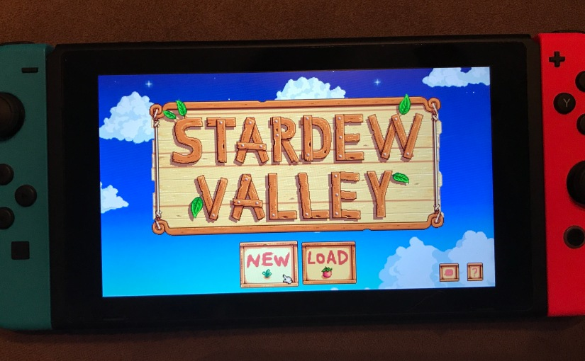 Stardew Valley Has Finally Made its Way to the Switch- Silver Weighs in on How the Portis