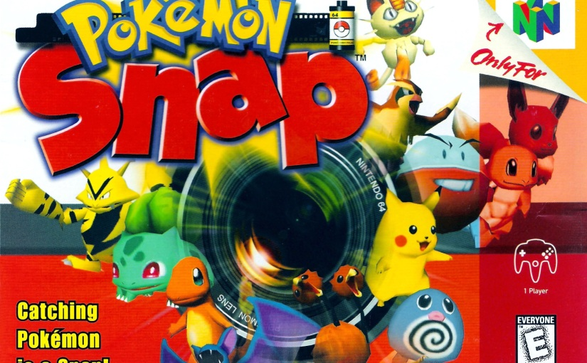 Review of Pokémon Snap — For those with the benefit of Pokémon photography