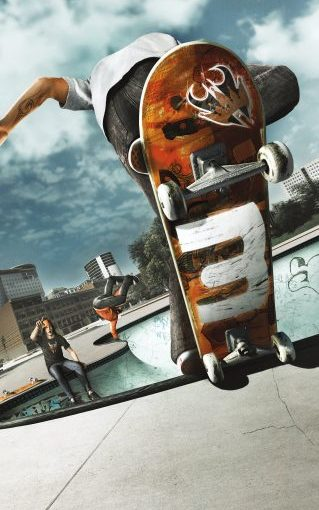 Review of Skate 3 — You wanna go skateboards?
