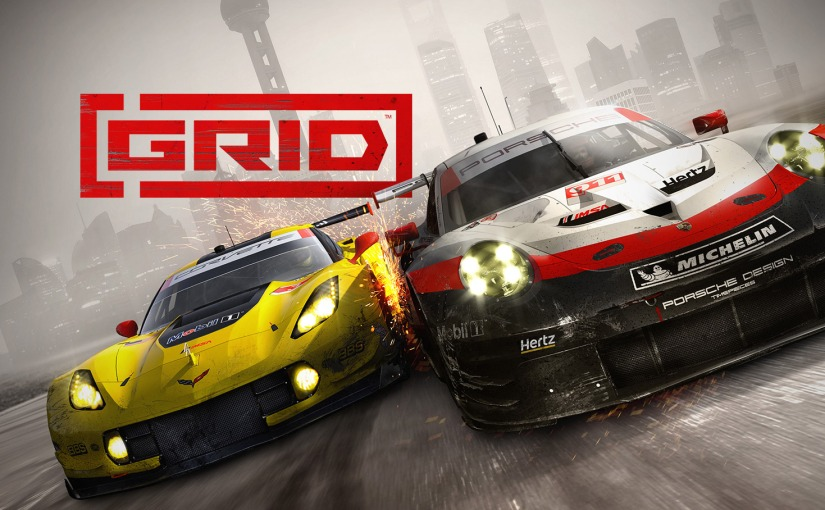 Review of Grid (2019) — I always race to win