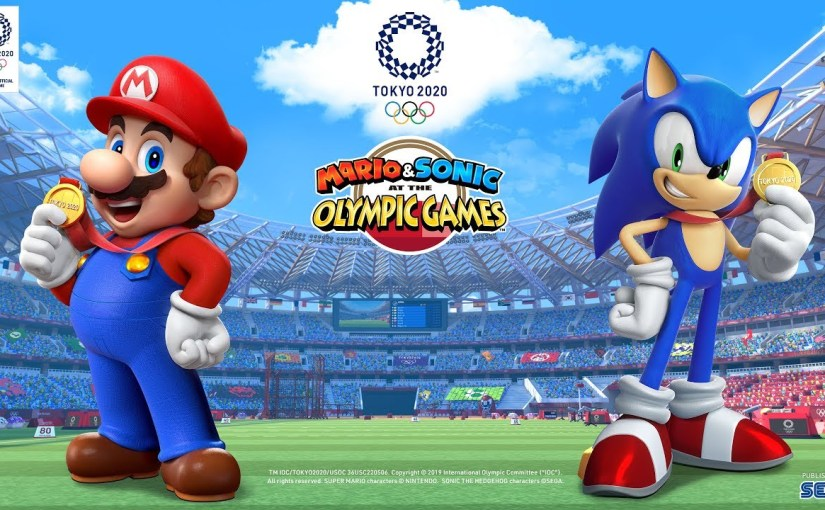Review of Mario & Sonic at the Olympic Games Tokyo 2020 — Oh no, there goes Tokyo