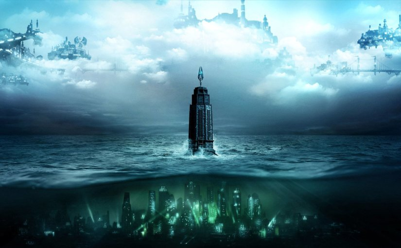In for a shock — 2K confirms new BioShock game indevelopment