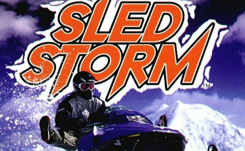Review of Sled Storm (1999) — Let it snow, let it snow, let it snocross